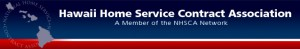 Hawaii Home Service Contract Association