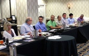 Representatives of NHSCA member companies meet annually.
