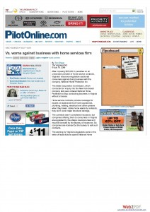 Pilot Online Article Image