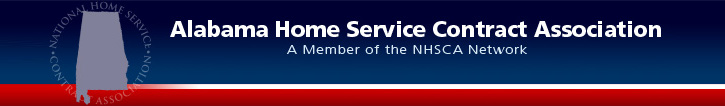 Alabama Home Service Contract Association