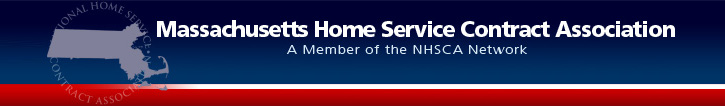 Massachusetts Home Service Contract Association