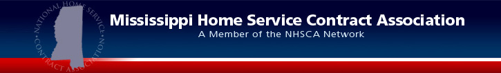 Mississippi Home Service Contract Association