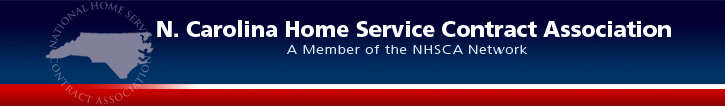 North Carolina Home Service Contract Association