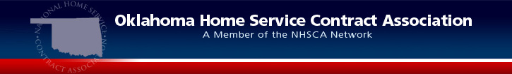 Oklahoma Home Service Contract Association