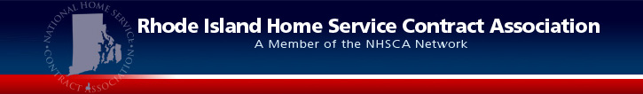 Rhode Island Home Service Contract Association